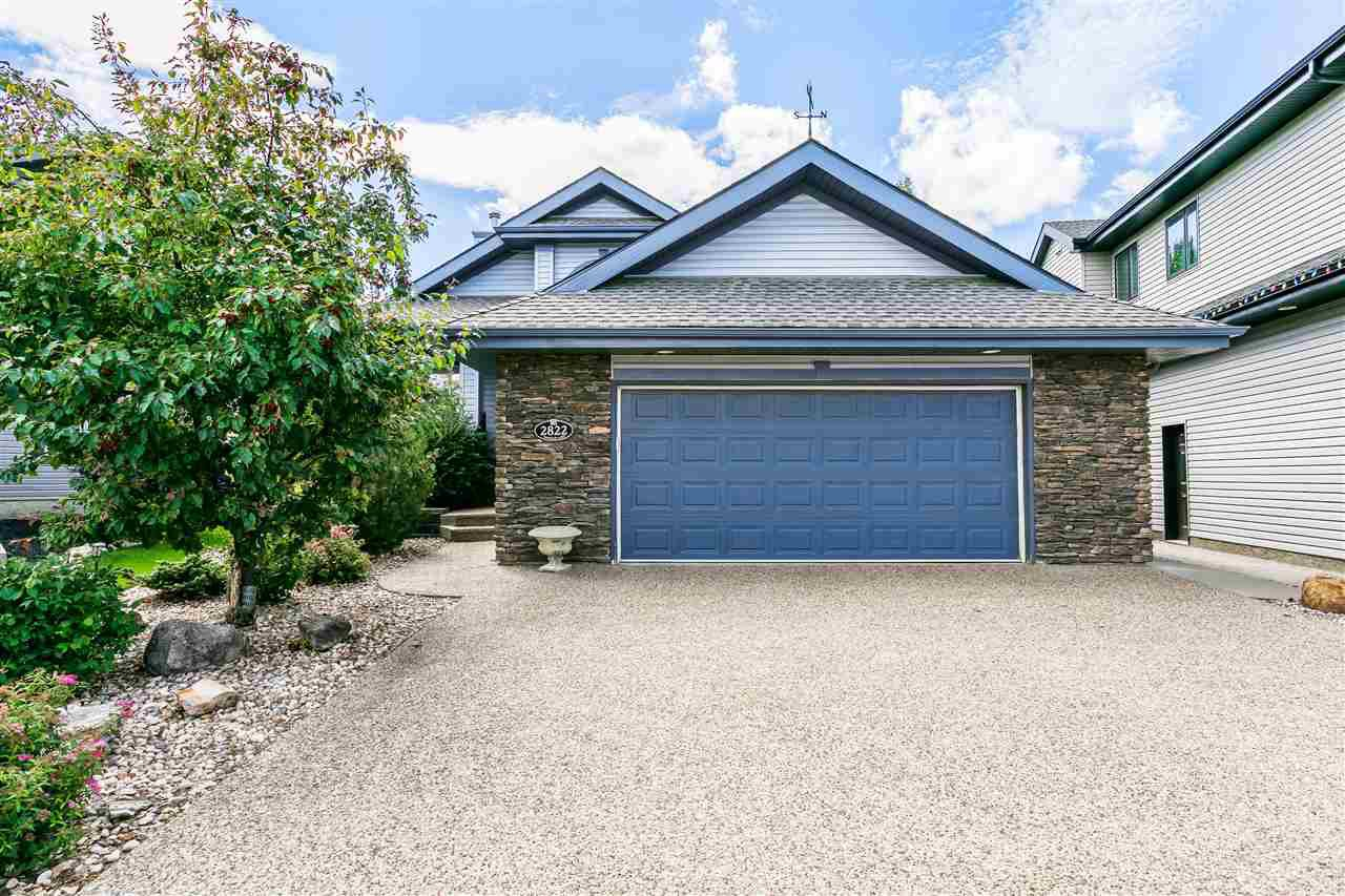 Main Photo: 2822 TERWILLEGAR Wynd in Edmonton: Zone 14 House for sale : MLS®# E4210464