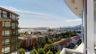 Main Photo: 803 175 West 2nd Street in North Vancouver: Lower Lonsdale Condo for sale : MLS®# R2468355