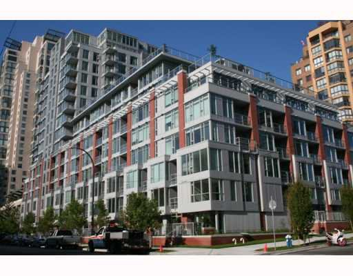 "Main Photo: 321 1133 HOMER Street in Vancouver: Downtown VW Condo for sale in ""H&H"" (Vancouver West)  : MLS®# V748959"