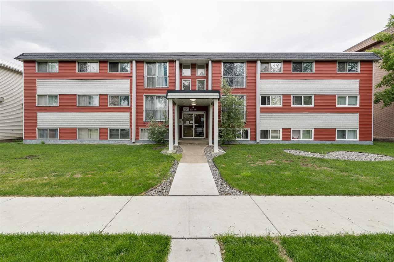 Main Photo: 104 10615 114 Street in Edmonton: Zone 08 Condo for sale : MLS®# E4172544