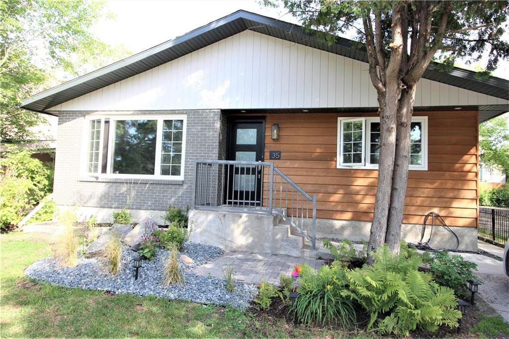 Main Photo: 35 Barrington Avenue in Winnipeg: Norberry Residential for sale (2C)  : MLS®# 202015331