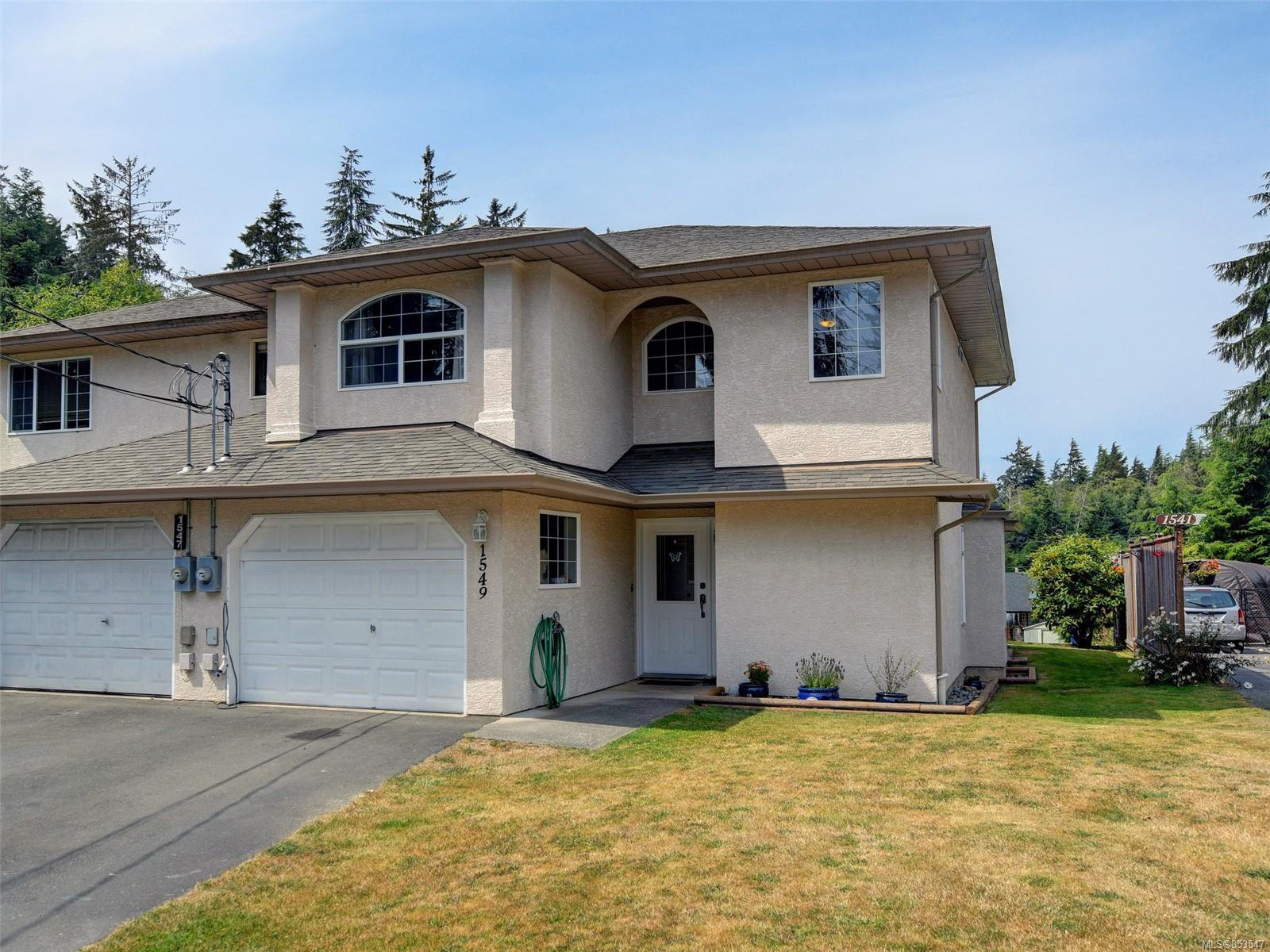Main Photo: 1549 Muir Pl in : Sk Whiffin Spit Half Duplex for sale (Sooke)  : MLS®# 853547