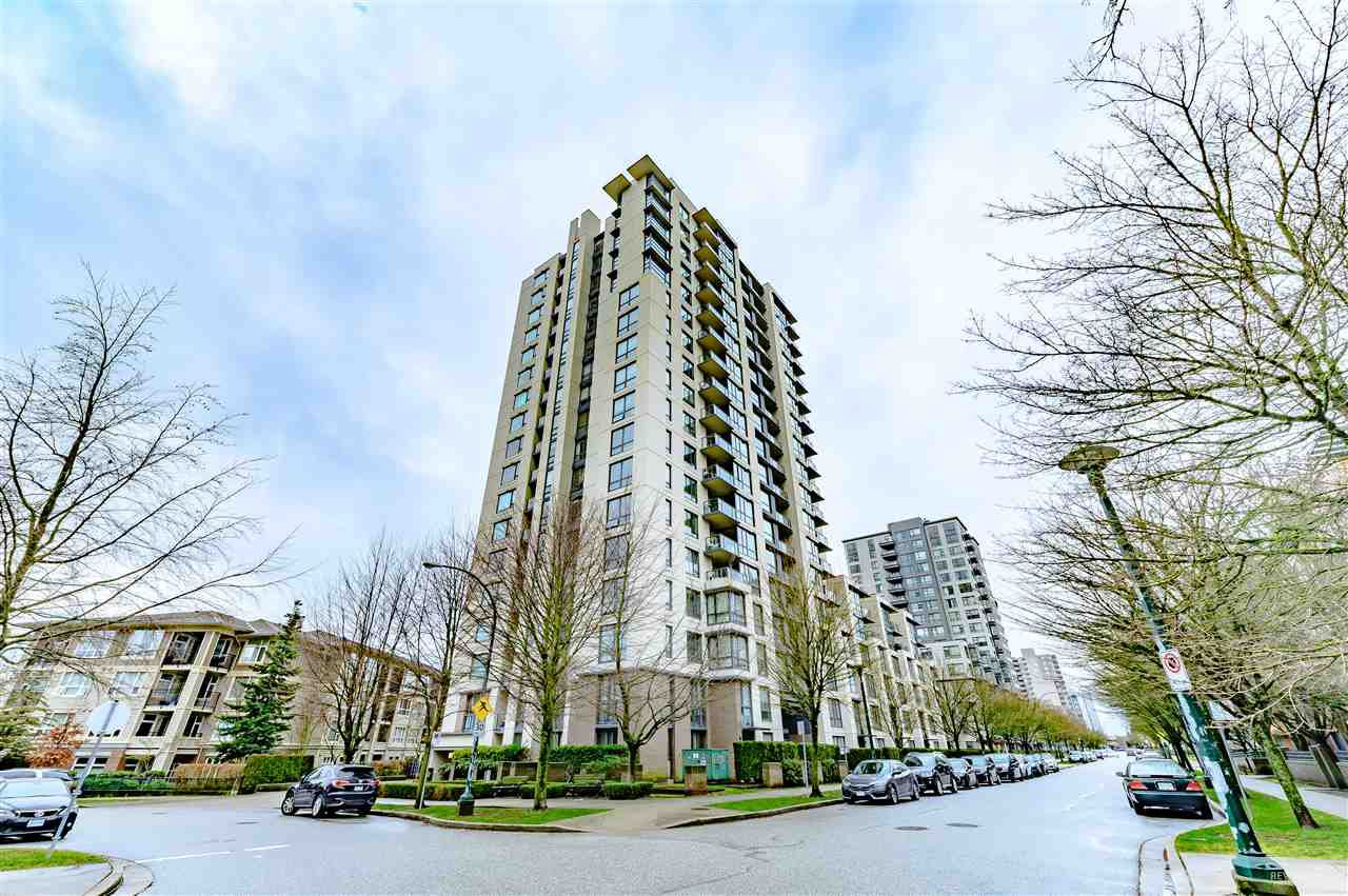"""Main Photo: 1405 3588 CROWLEY Drive in Vancouver: Collingwood VE Condo for sale in """"NEXUS"""" (Vancouver East)  : MLS®# R2494351"""