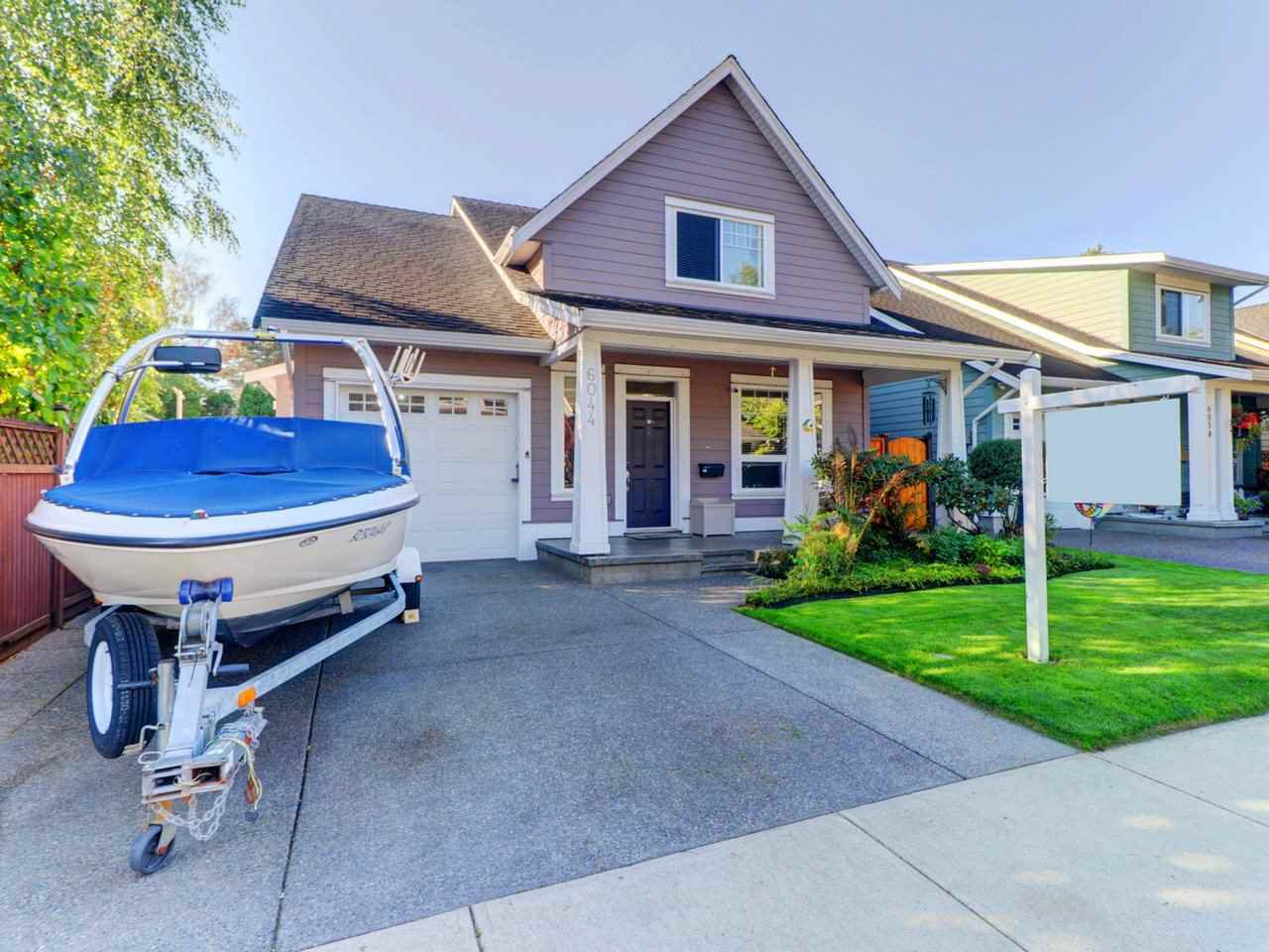 """Main Photo: 6044 46A Avenue in Delta: Holly House for sale in """"SANDERSON LANE"""" (Ladner)  : MLS®# R2496420"""