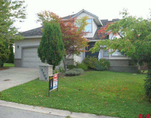 Main Photo: 3154 KINGFISHER Drive in Abbotsford: Abbotsford West House for sale : MLS®# F2926329
