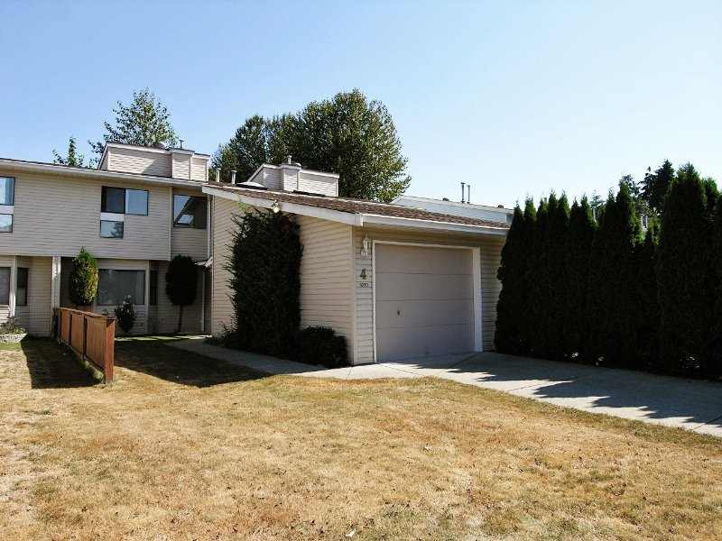 Main Photo: 4 3320 ULSTER ST in Port Coquitlam: Lincoln Park PQ Townhouse for sale : MLS®# V610116