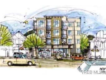 Main Photo: 406 1026 Fort Street in VICTORIA: Vi Downtown Condo Apartment for sale (Victoria)  : MLS®# 211365