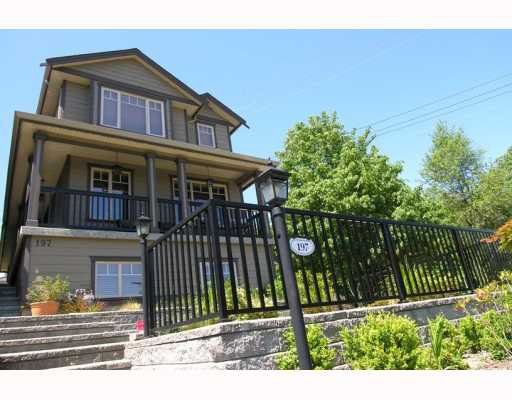 Main Photo: 197 N STRATFORD Avenue in Burnaby: Capitol Hill BN House for sale (Burnaby North)  : MLS®# V769219