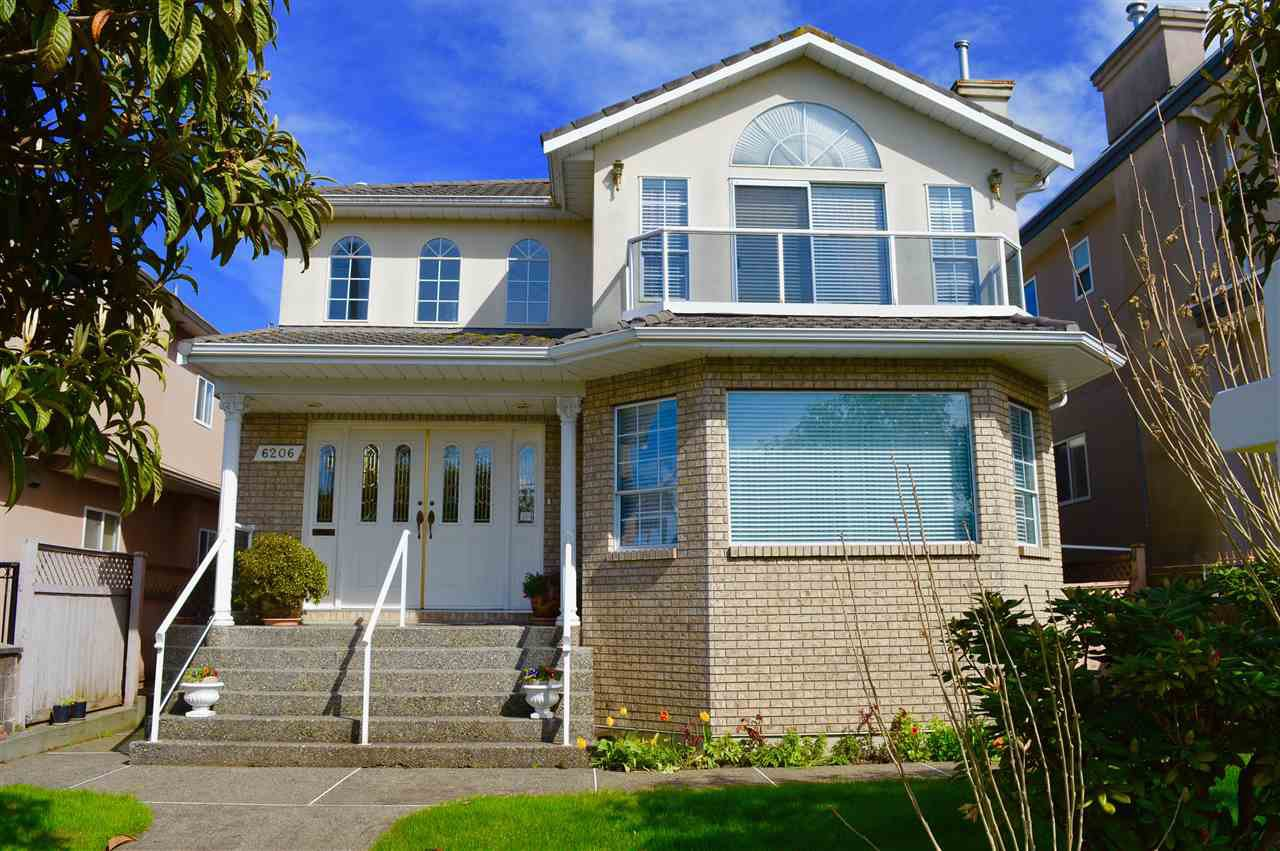 Main Photo: 6206 DOMAN STREET in Vancouver: Killarney VE House for sale (Vancouver East)  : MLS®# R2242654