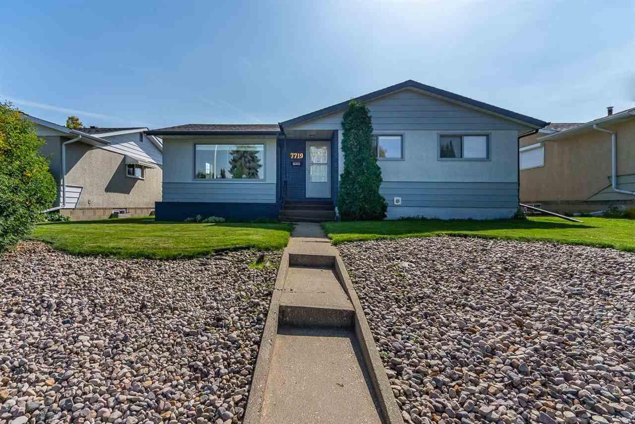 Main Photo: 7719 106A Avenue in Edmonton: Zone 19 House for sale : MLS®# E4183024