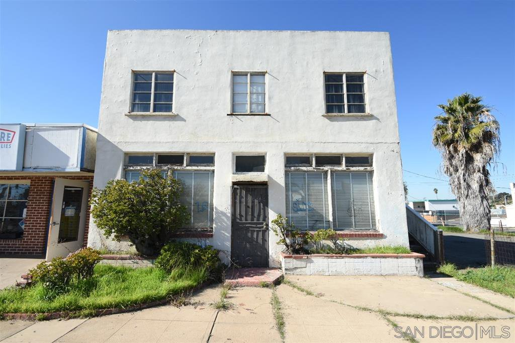Main Photo: LEMON GROVE Property for sale: 3288 Main St