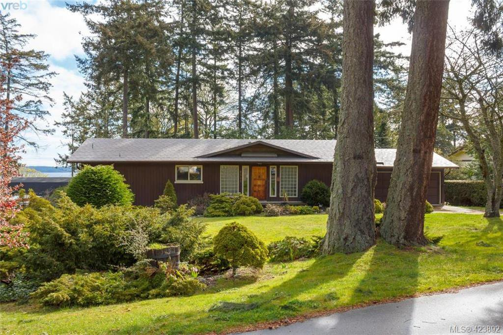 Main Photo: 8505 Ebor Terrace in NORTH SAANICH: NS Bazan Bay Single Family Detached for sale (North Saanich)  : MLS®# 423892