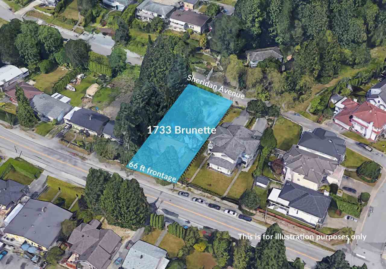Main Photo: 1733 BRUNETTE Avenue in Coquitlam: Central Coquitlam House for sale : MLS®# R2454659