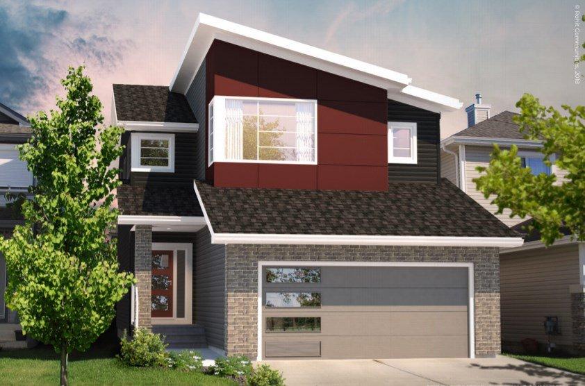Main Photo: 1304 ERKER Crescent in Edmonton: Zone 57 House for sale : MLS®# E4202113