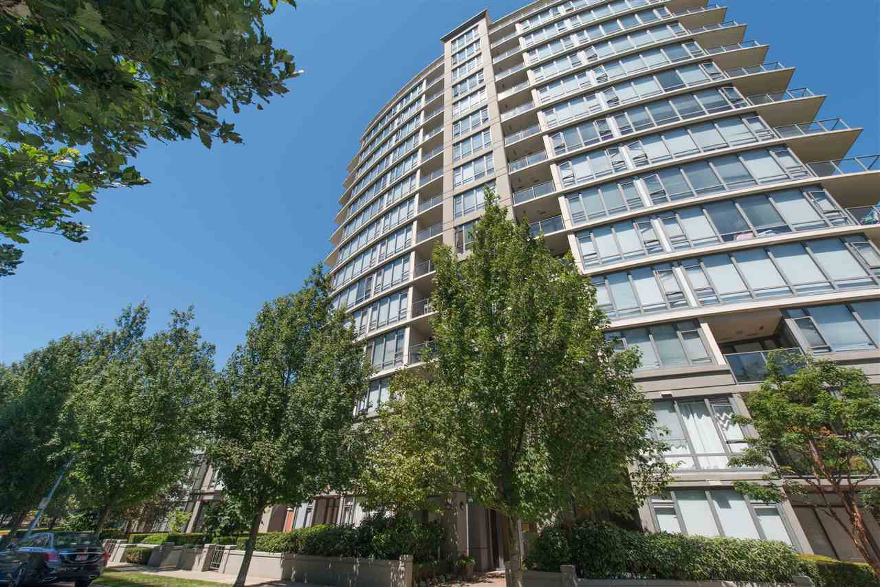 "Main Photo: 1005 6888 ALDERBRIDGE Way in Richmond: Brighouse Condo for sale in ""FLO"" : MLS®# R2480949"