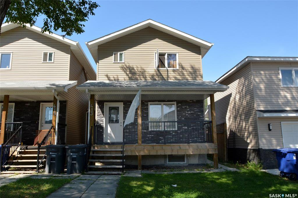Main Photo: 413 X Avenue South in Saskatoon: Meadowgreen Residential for sale : MLS®# SK819695