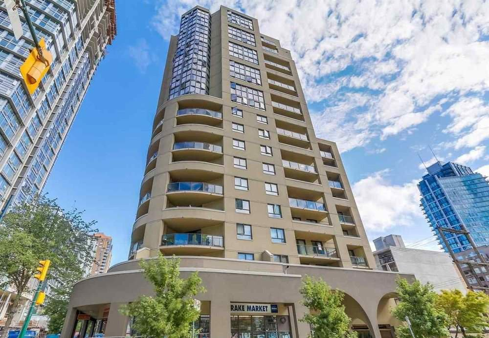 Main Photo: 505 789 DRAKE STREET in Vancouver: Downtown VW Condo for sale (Vancouver West)  : MLS®# R2480174