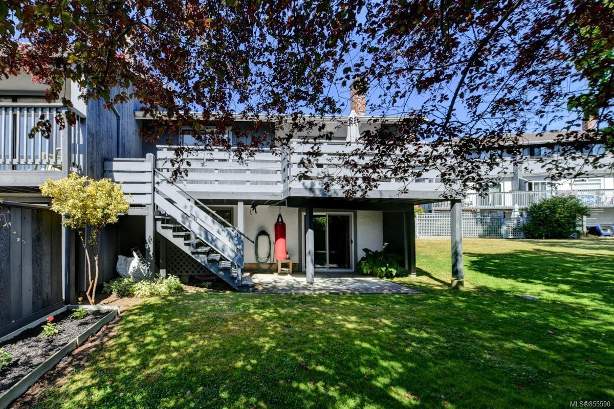 Main Photo: 18 4391 Torquay Dr in : SE Gordon Head Row/Townhouse for sale (Saanich East)  : MLS®# 855590