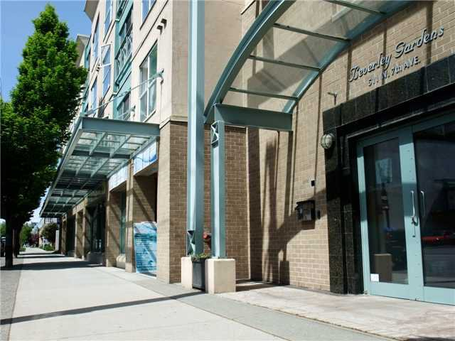Main Photo: 318 511 W 7TH Avenue in Vancouver: Fairview VW Condo for sale (Vancouver West)  : MLS®# V831544