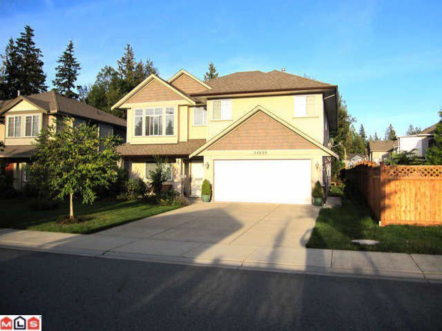 Main Photo: 33039 BOOTHBY Avenue in Mission: Mission BC House for sale : MLS®# F1024268