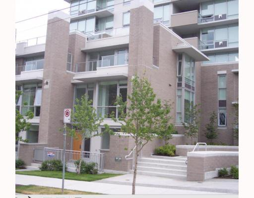 "Main Photo: 2380 PINE Street in Vancouver: Fairview VW Townhouse for sale in ""CAMERA"" (Vancouver West)  : MLS®# V770685"