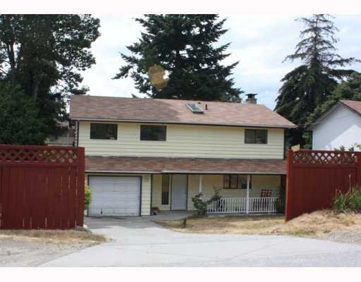 Main Photo: 4743 WHITAKER Road in Sechelt: Sechelt District House for sale (Sunshine Coast)  : MLS®# V774888