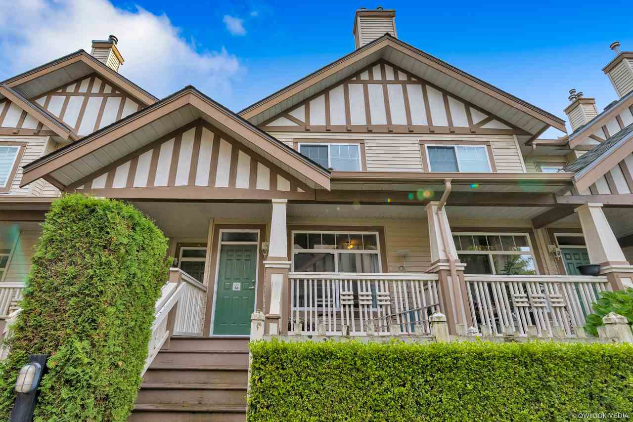 "Main Photo: 66 2678 KING GEORGE Boulevard in Surrey: King George Corridor Townhouse for sale in ""MIRADA"" (South Surrey White Rock)  : MLS®# R2390235"