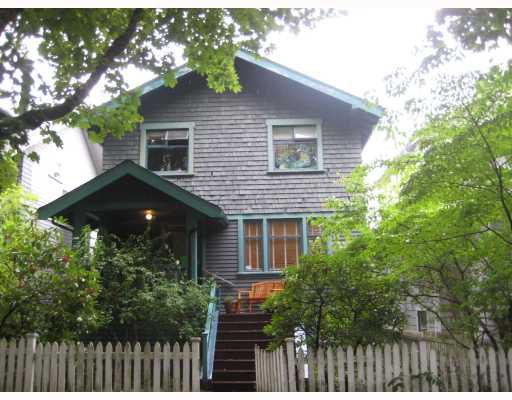 "Main Photo: 265 E 24TH Avenue in Vancouver: Main House for sale in ""MAIN STREET"" (Vancouver East)  : MLS®# V781412"