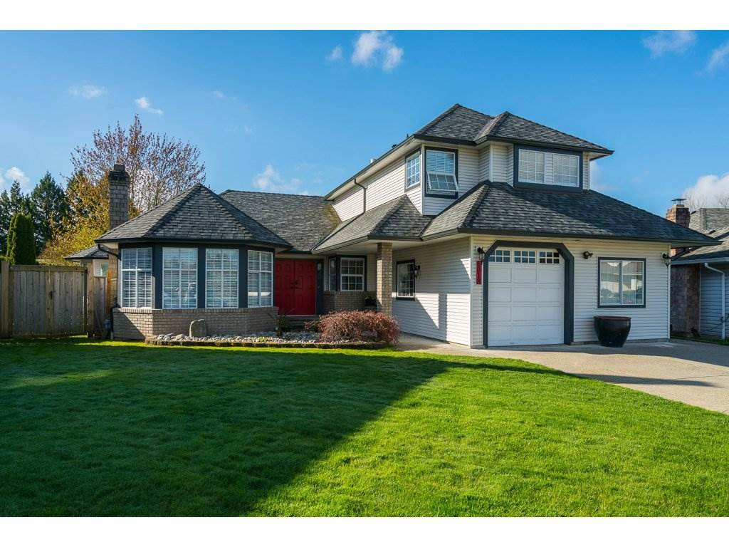 Main Photo: 6018 187A STREET in : Cloverdale BC House for sale : MLS®# R2156914