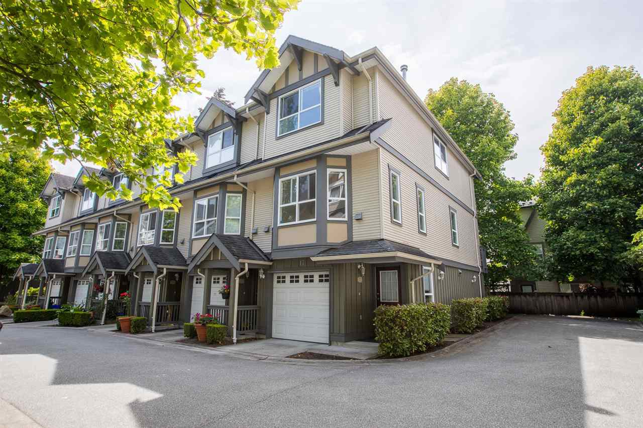 Main Photo: 17 7833 HEATHER Street in Richmond: McLennan North Townhouse for sale : MLS®# R2474688