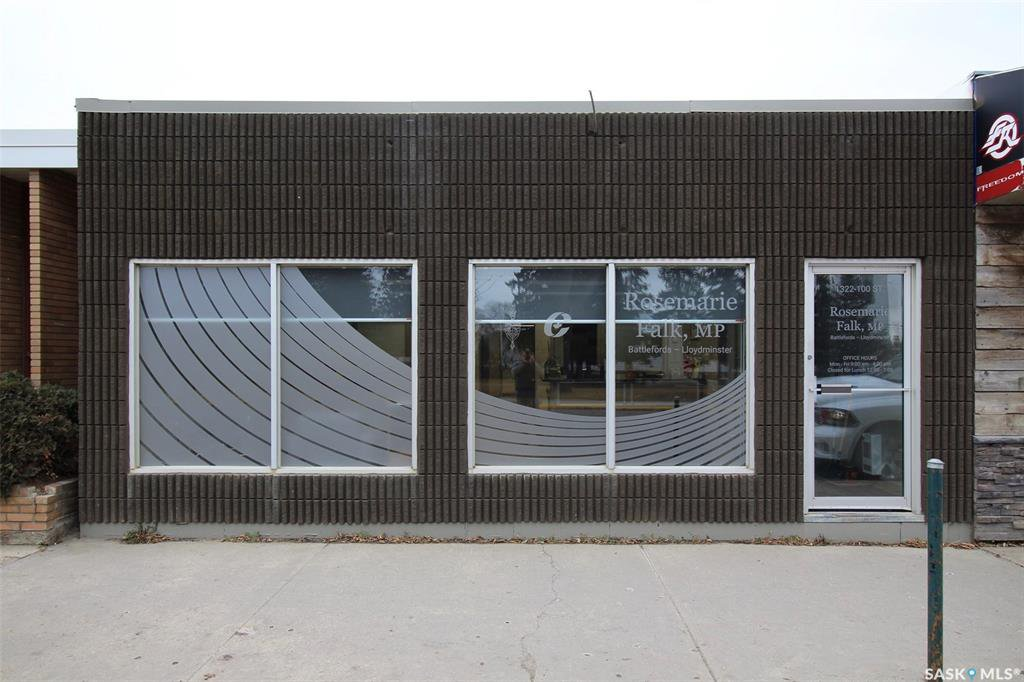 Main Photo: 1322 100th Street in North Battleford: Downtown Commercial for sale : MLS®# SK831966
