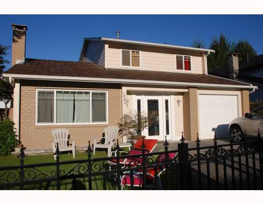 """Photo 1: Photos: 1285 FLYNN Crescent in Coquitlam: River Springs House for sale in """"RIVER SPRINGS"""" : MLS®# V787516"""