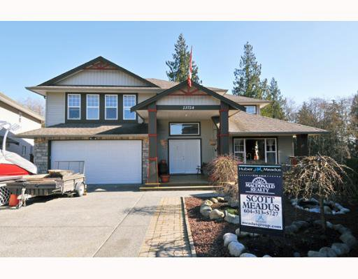 Main Photo: 23724 114A Avenue in Maple Ridge: Cottonwood MR House for sale : MLS®# V811112
