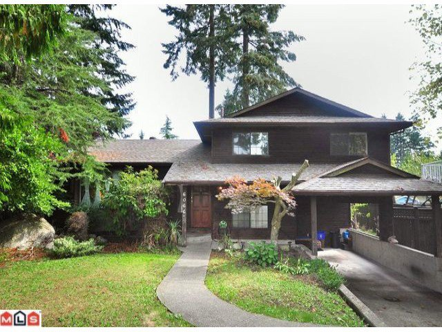 Main Photo: 6066 132A Street in Surrey: Panorama Ridge House for sale : MLS®# F1022824