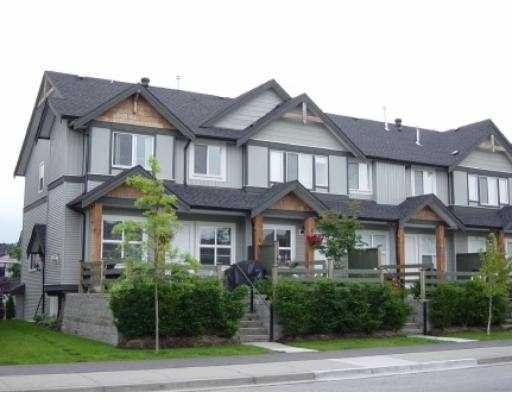 """Main Photo: 61 1055 RIVERWOOD GT in Port Coquiltam: Riverwood Townhouse for sale in """"MOUNTAIN VIEW ESTATE"""" (Port Coquitlam)  : MLS®# V545186"""