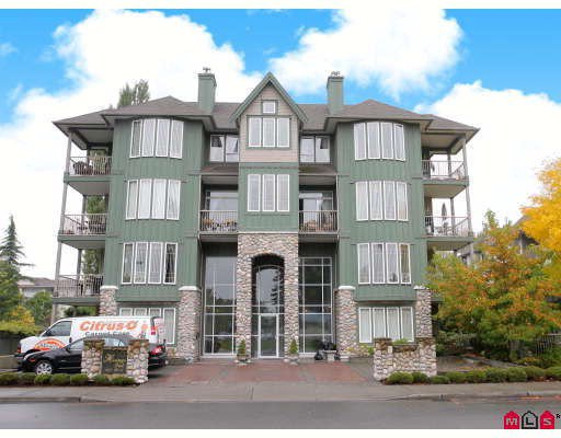 "Main Photo: 203 5475 201ST Street in Langley: Langley City Condo for sale in ""HERITAGE PARK"" : MLS®# F2826835"