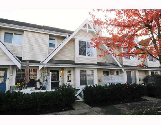"Main Photo: 57 23560 119TH Avenue in Maple_Ridge: Cottonwood MR Townhouse for sale in ""HOLLYHOCK"" (Maple Ridge)  : MLS®# V742802"