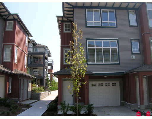 "Main Photo: 86 18777 68A Avenue in Surrey: Clayton Townhouse for sale in ""Compass"" (Cloverdale)  : MLS®# F2912604"
