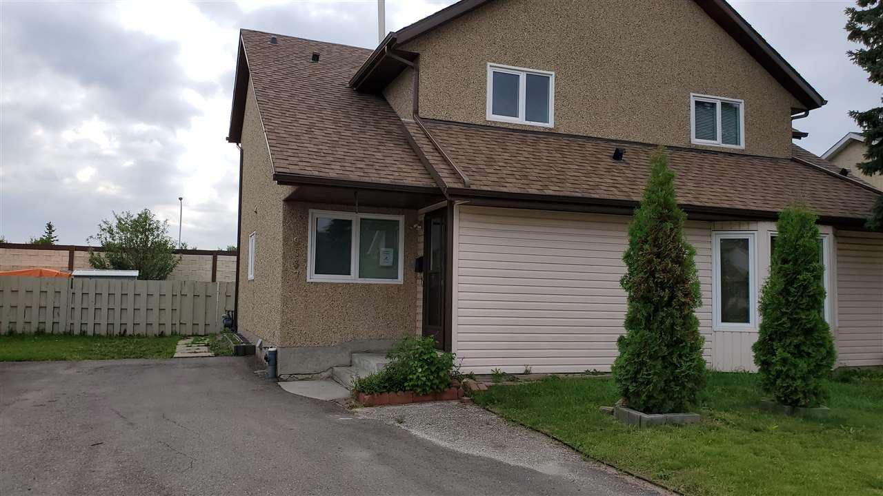 Main Photo: 9537 180A Street in Edmonton: Zone 20 House Half Duplex for sale : MLS®# E4170396