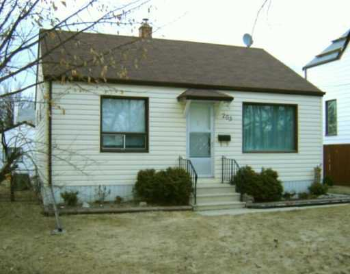 Main Photo: 265 LINDEN Avenue in WINNIPEG: East Kildonan Residential for sale (North East Winnipeg)  : MLS®# 2705520