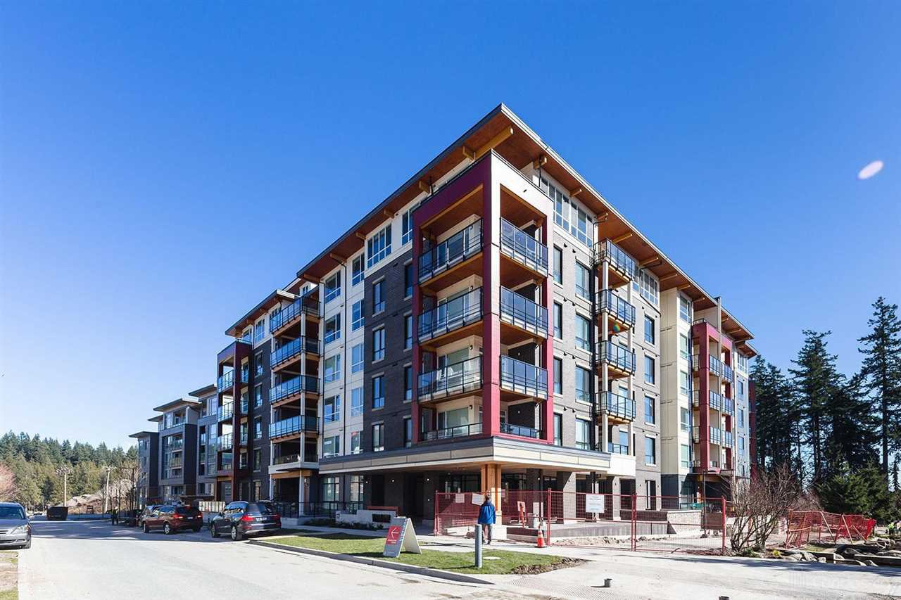 """Main Photo: 305 3581 ROSS Drive in Vancouver: University VW Condo for sale in """"VIRTUOSO"""" (Vancouver West)  : MLS®# R2467129"""
