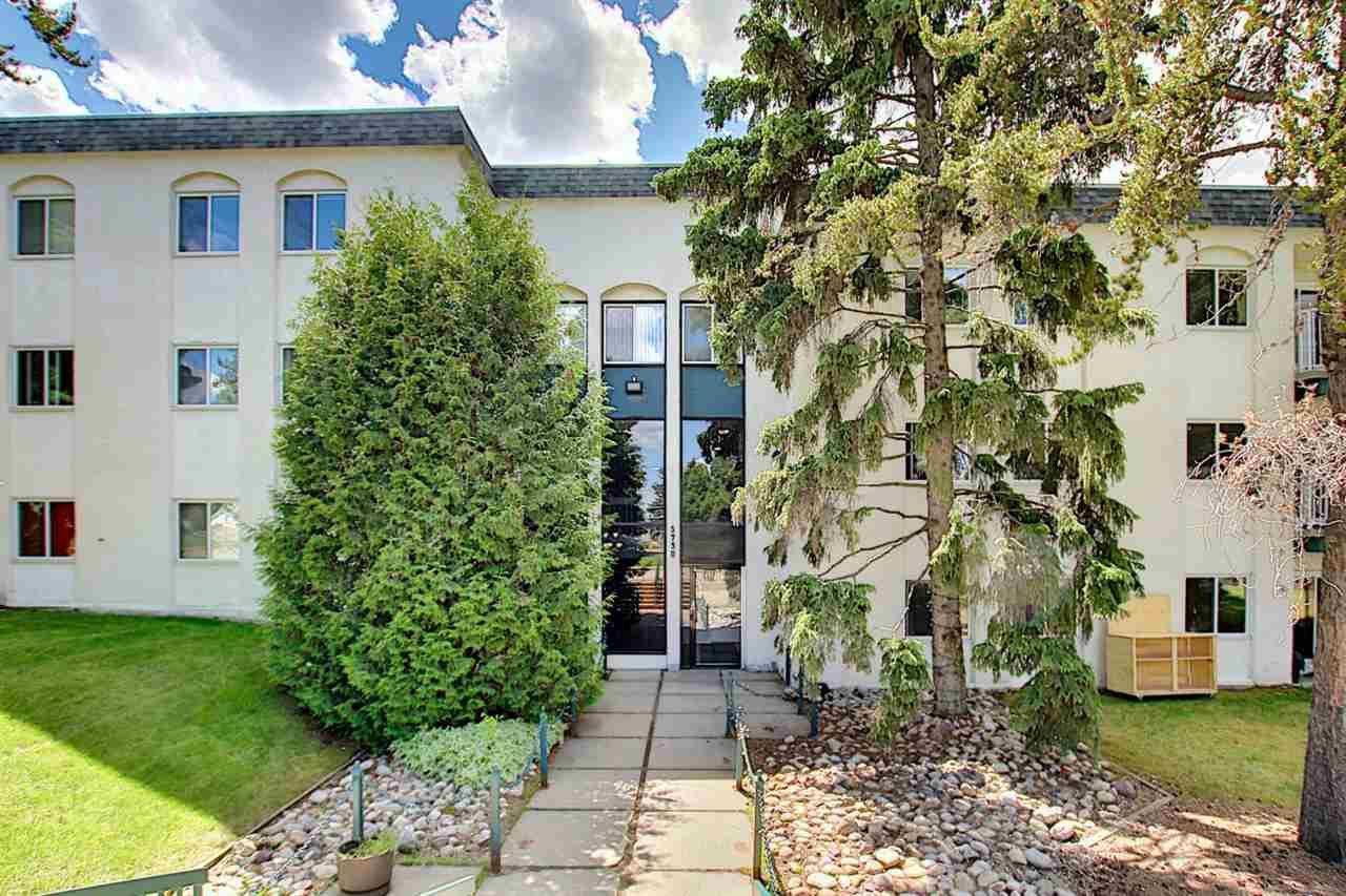 Main Photo: 218 5730 RIVERBEND Road in Edmonton: Zone 14 Condo for sale : MLS®# E4202784
