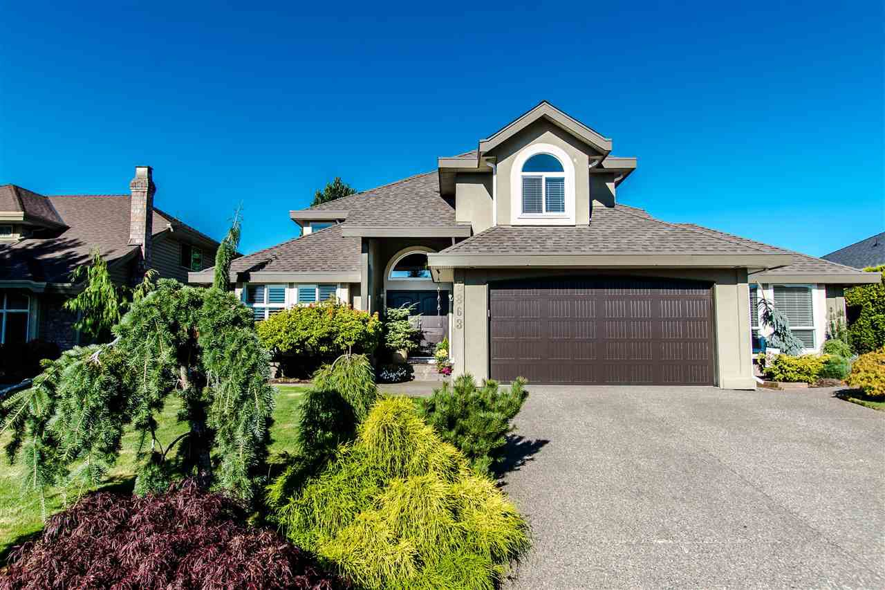 "Main Photo: 5863 188A Street in Surrey: Cloverdale BC House for sale in ""Rosewood"" (Cloverdale)  : MLS®# R2494809"