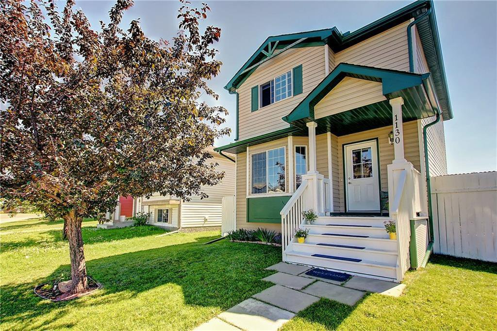 Main Photo: 1130 MARTINDALE Boulevard NE in Calgary: Martindale Detached for sale : MLS®# C4261187