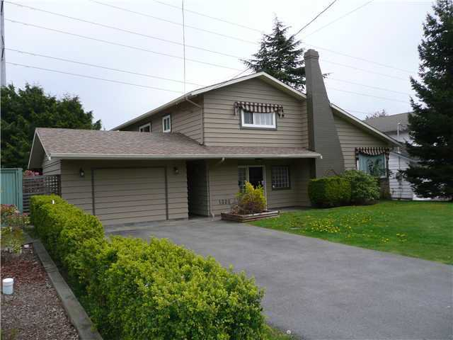 "Main Photo: 1320 53A Street in Tsawwassen: Cliff Drive House for sale in ""TSAWWASSEN HEIGHTS"" : MLS®# V867333"