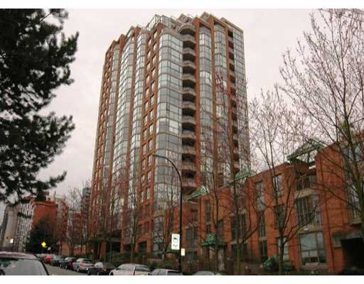 "Main Photo: 1203 888 PACIFIC ST in Vancouver: False Creek North Condo for sale in ""Pacific Promenade"" (Vancouver West)  : MLS®# V577697"