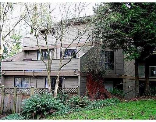 """Main Photo: 103 8688 CENTAURUS CIRCLE BB in Burnaby: Simon Fraser Hills Townhouse for sale in """"MOUNTAINWOOD."""" (Burnaby North)  : MLS®# V728528"""