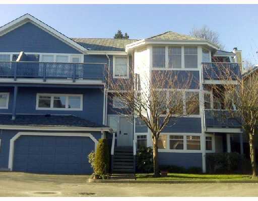 "Main Photo: 17 1140 FALCON Drive in Coquitlam: Eagle Ridge CQ Townhouse for sale in ""FALCON GATE"" : MLS®# V730089"