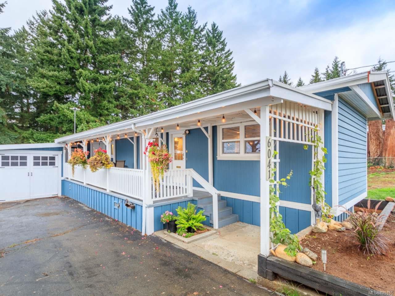 Main Photo: 6041 Pine Ridge Cres in NANAIMO: Na Pleasant Valley Manufactured Home for sale (Nanaimo)  : MLS®# 825185