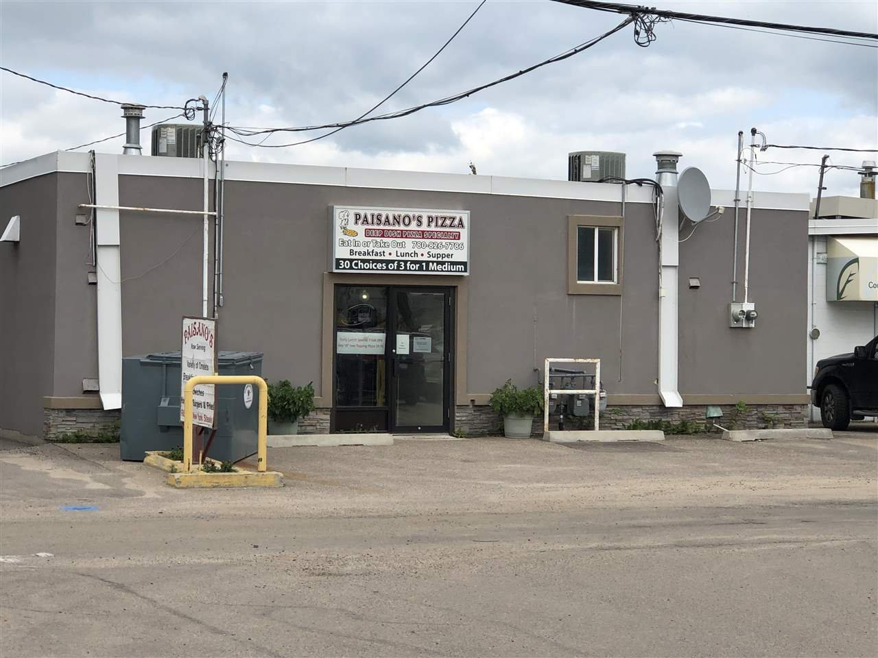 Main Photo: 5012 50 Avenue in Bonnyville Town: Bonnyville Business for sale : MLS®# E4174290